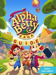 AlphaBetty Saga Guide - copertina