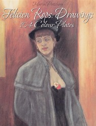 Felicien Rops: Drawings 104 Colour Plates - copertina