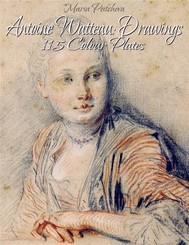 Antoine Watteau: Drawings 115 Colour Plates - copertina