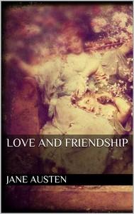 Love and Friendship - copertina