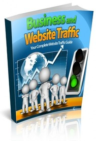 Business and Website Traffic - copertina
