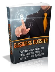 Business Booster - copertina