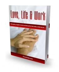 Love, Life & Work - copertina