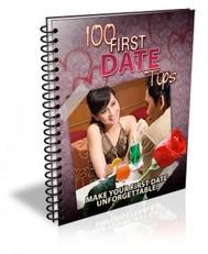 100 First Date Tips - copertina
