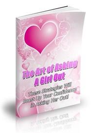 Art Of Asking A Girl Out - copertina