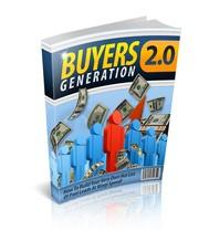 Buyers Generation 2.0 - copertina