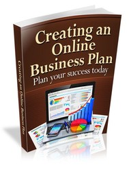 Creating An Online Business Plan - copertina