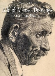 Adolph Menzel: Drawings Colour Plates - copertina