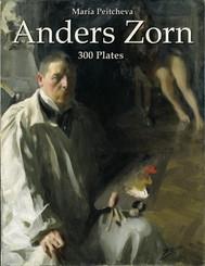 Anders Zorn: 300 Plates - copertina