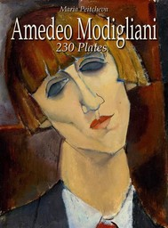 Amedeo Modigliani: 230 Plates - copertina