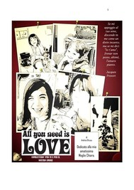 ALL YOU NEED IS LOVE....Combatterò per Te e per il nostro amore - copertina