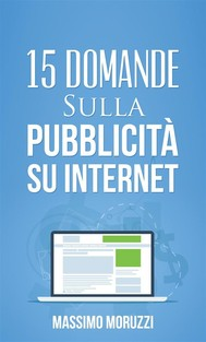 15 Domande sulla Pubblicità su Internet - copertina
