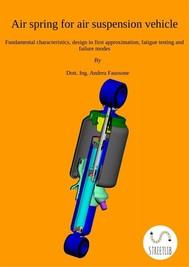 Air spring for air suspension vehicle - copertina