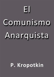 El comunismo anarquista - copertina
