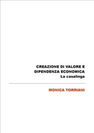 Creazione di valore e dipendenza economica: la casalinga - copertina