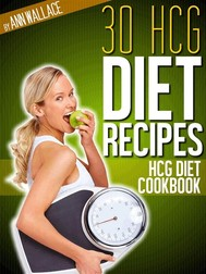 30 HCG DIET Recipes cookbook - copertina