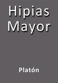 Hipias Mayor - copertina