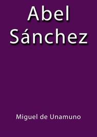 Abel Sánchez - copertina