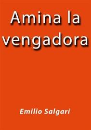 Amina la vengadora - copertina