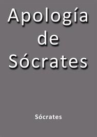Apología de Sócrates - copertina
