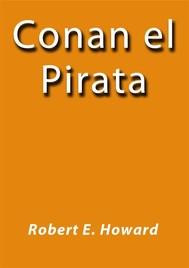 Conan el pirata - copertina
