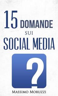 15 Domande sui Social Media - copertina