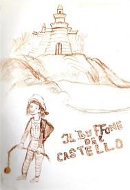 Il Buffone del Castello  - copertina