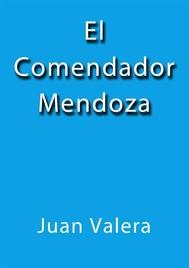El Comendador Mendoza - copertina