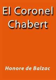 El Coronel Chabert - copertina