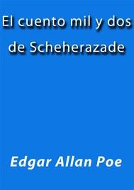 El cuento mil y dos de Scheherezade - copertina