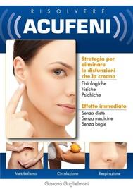 Acufene - Soluzione definitiva - copertina