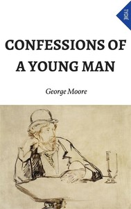 Confessions Of A Young Man - copertina