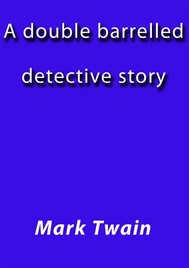A double barrelled detective story - copertina