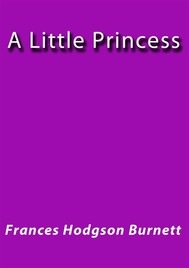 A Little Princess - copertina