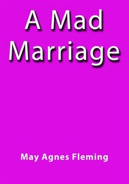 A Mad Marriage - copertina