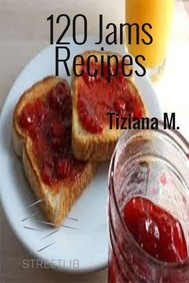 120 Jam Recipes - copertina