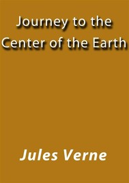 A Journey to the center of the earth - copertina