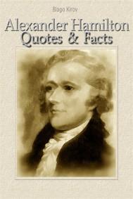 Alexander Hamilton: Quotes & Facts - copertina