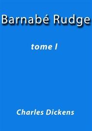 Barnabe Rudge I - copertina