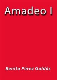 Amadeo I - copertina