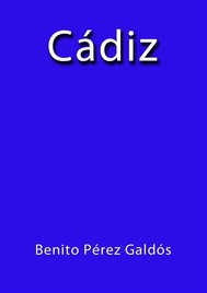 Cádiz - copertina