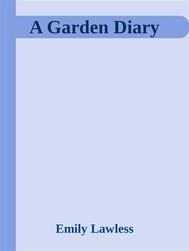 A Garden Diary - copertina