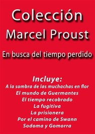 Colección Marcel Proust - copertina