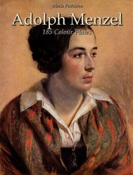 Adolph Menzel: 185 Colour Plates - copertina