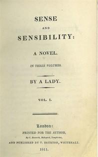Sense and Sensibility - Librerie.coop