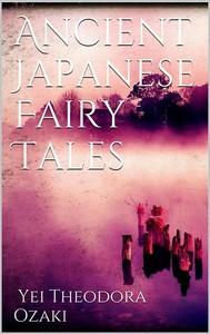 Ancient Japanese Fairy Tales - copertina