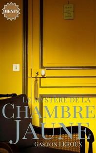 Le mystère de la chambre jaune - Librerie.coop