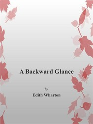A Backward Glance - copertina