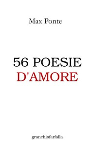 56 Poesie D'amore - copertina