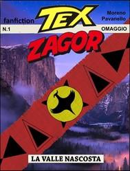Tex-Zagor: La valle nascosta - copertina